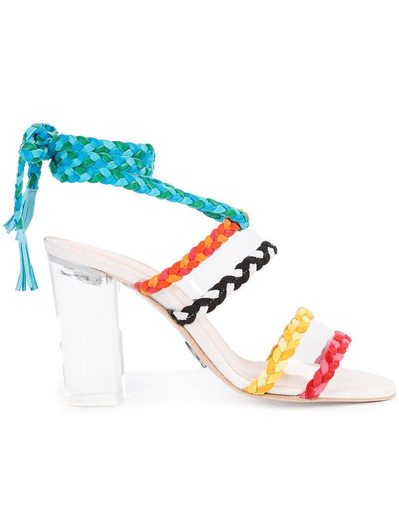 lace-up sandals - Multicolour Ritch Erani NYFC qiPh7wpQ8