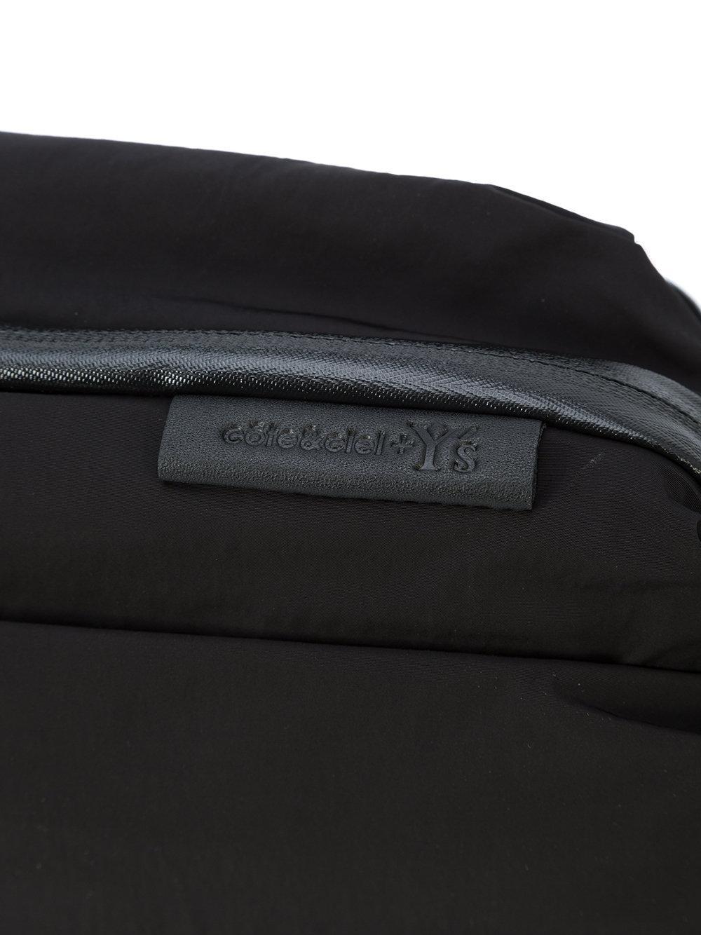 waist belted mini bag - Black Yohji Yamamoto Buy Cheap Get To Buy Authentic Really Online Hard Wearing xRFfoh