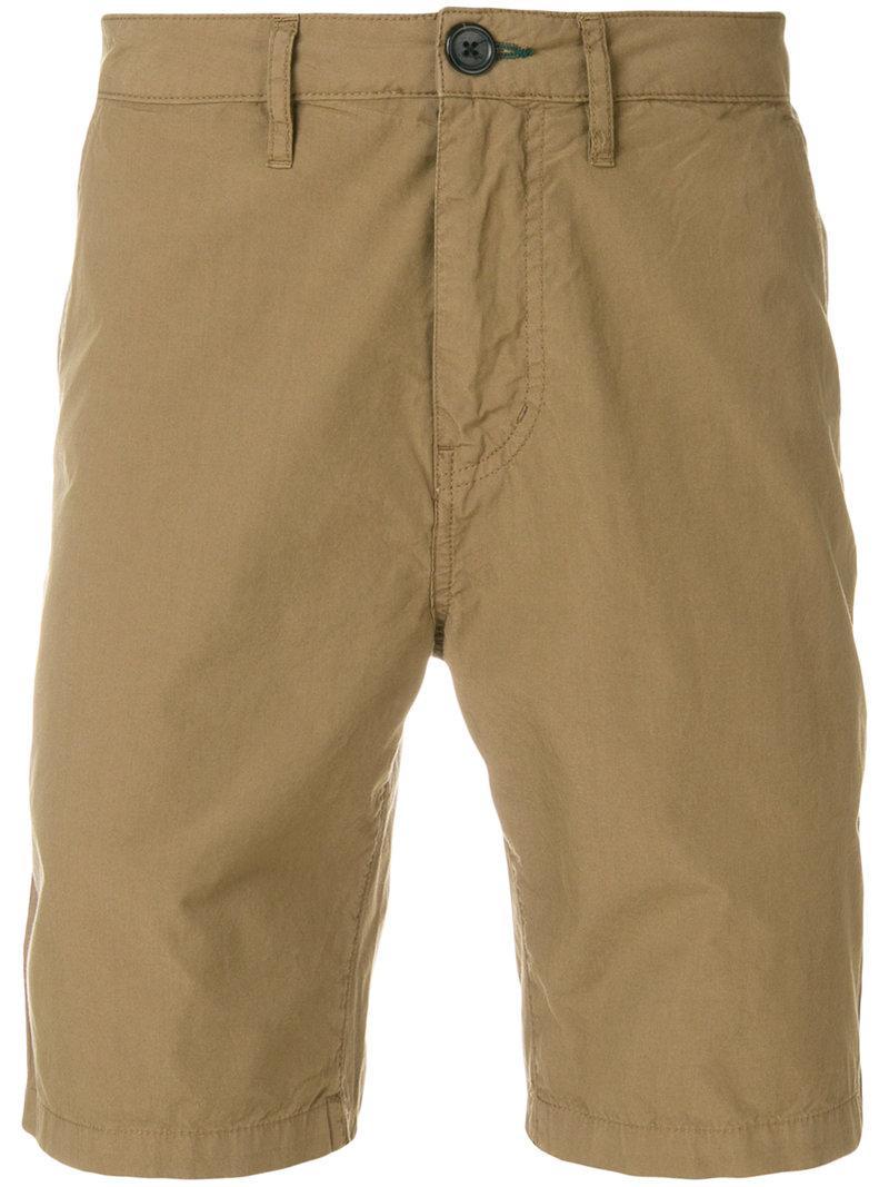 chino shorts - Brown Paul Smith fRjxU