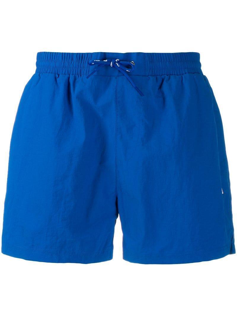 de16914c7e269 Lyst - Fila Swimming Shorts in Blue for Men