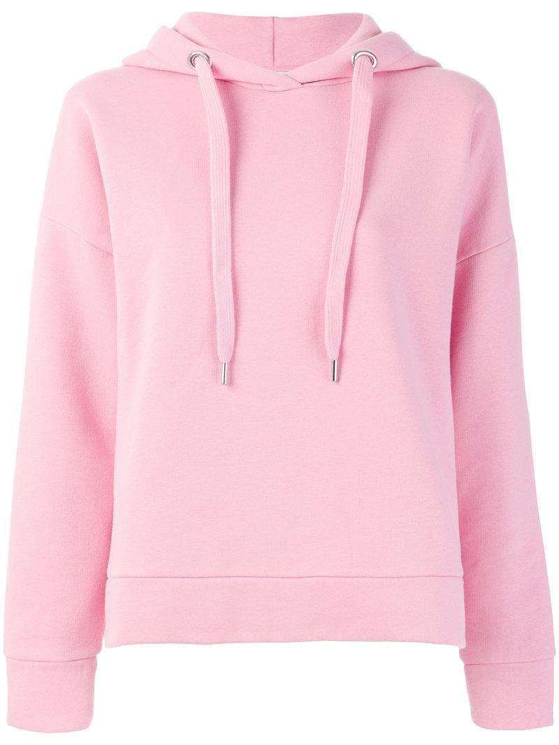 Lyst - Closed Oversized Hoodie in Pink