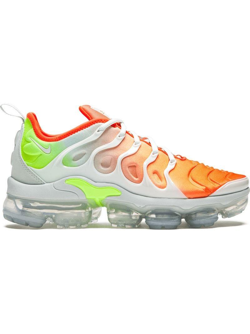 Yellow Nike Sneakers Vapormax W Plus Air Lyst In 45RLj3Aq