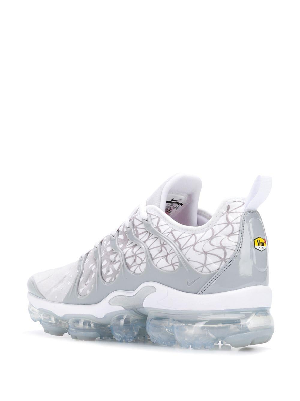 6fd926f62b Nike - Gray Air Vapormax Plus for Men - Lyst. View fullscreen