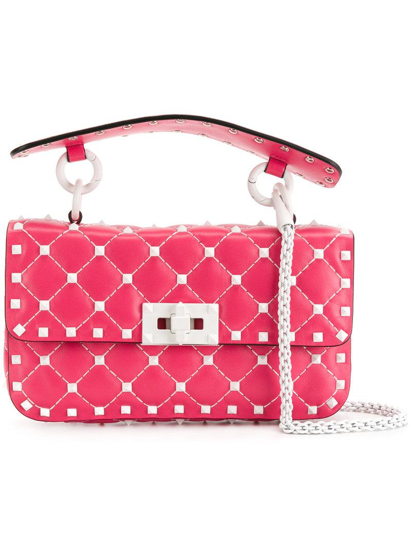 9a9a34f3337 Gallery. Previously sold at: Farfetch · Women's Valentino Rockstud Bags