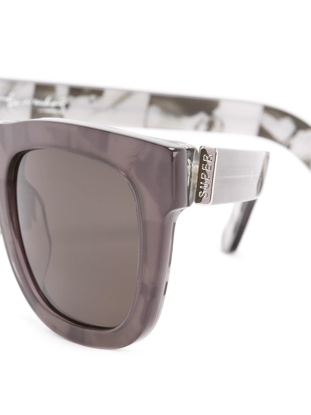 Retrosuperfuture Classic Sunglasses in Grey (Grey)
