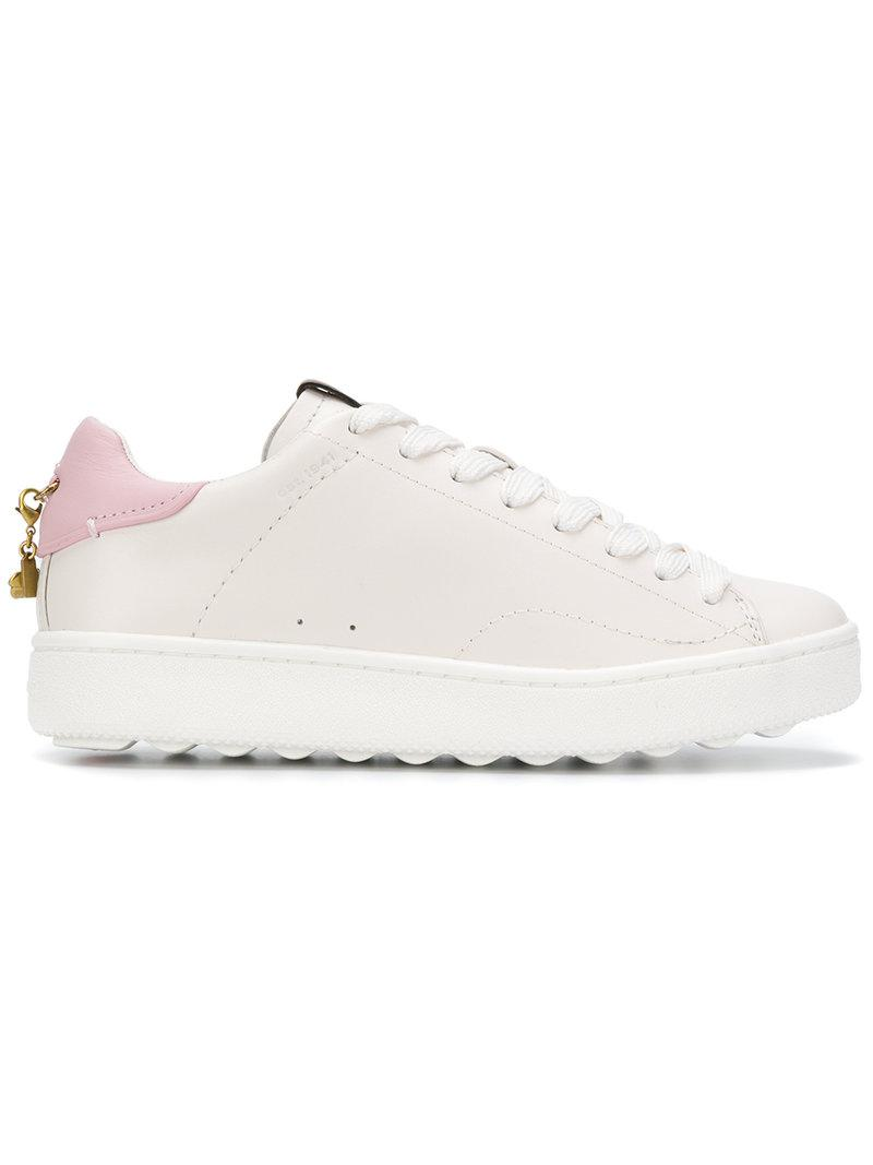 Coach platform lace-up sneakers sale footlocker finishline outlet free shipping authentic outlet brand new unisex online cheap wide range of spnwaoMU