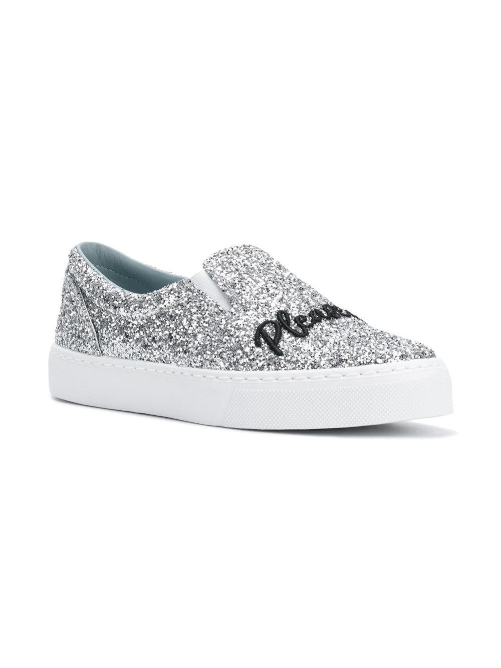 Chiara Suite sneakers - Metallic Chiara Ferragni wehWams2M6