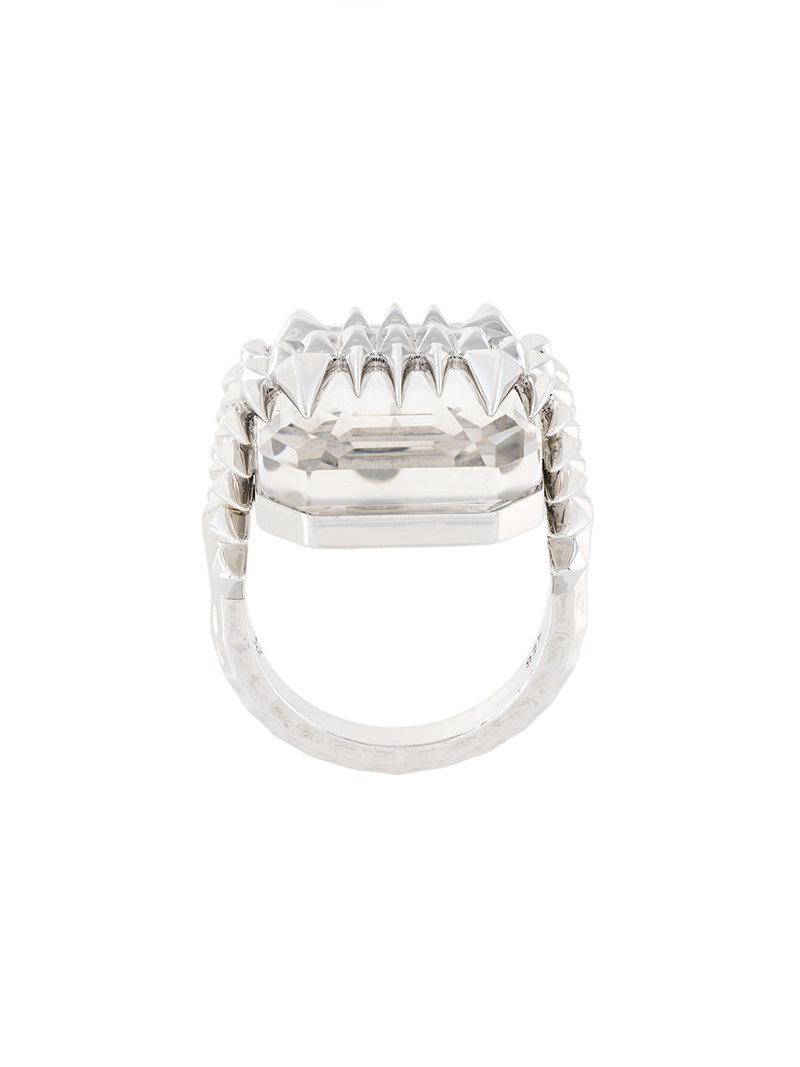 Octopiri ring - Metallic Kasun London CxSsqsIOMd