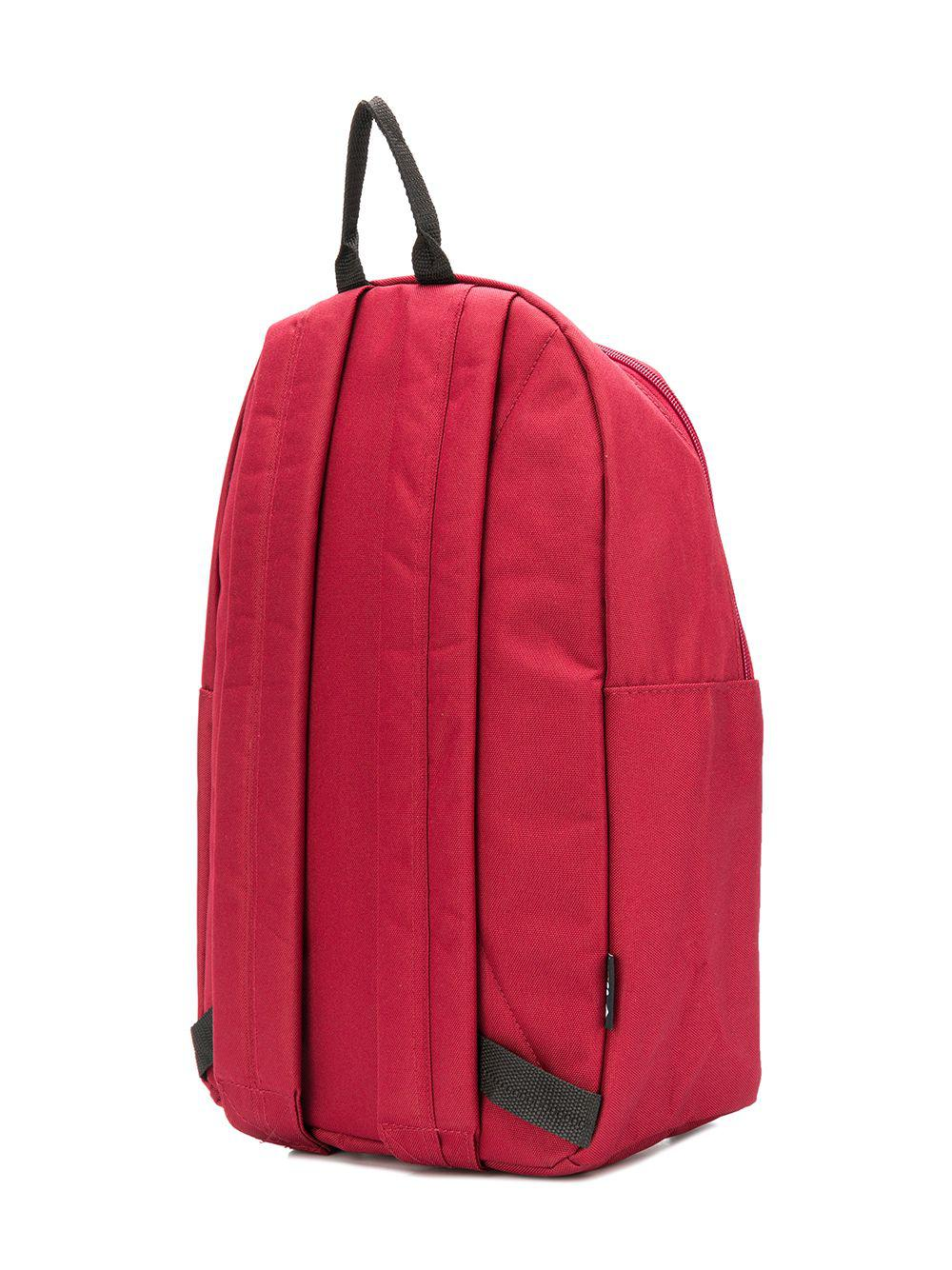 2b9dbea71a Lyst - Fila Contrast Logo Backpack in Red for Men