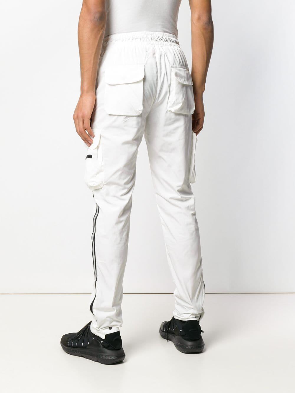 Represent Cargo Trainingsbroek in het Wit voor heren