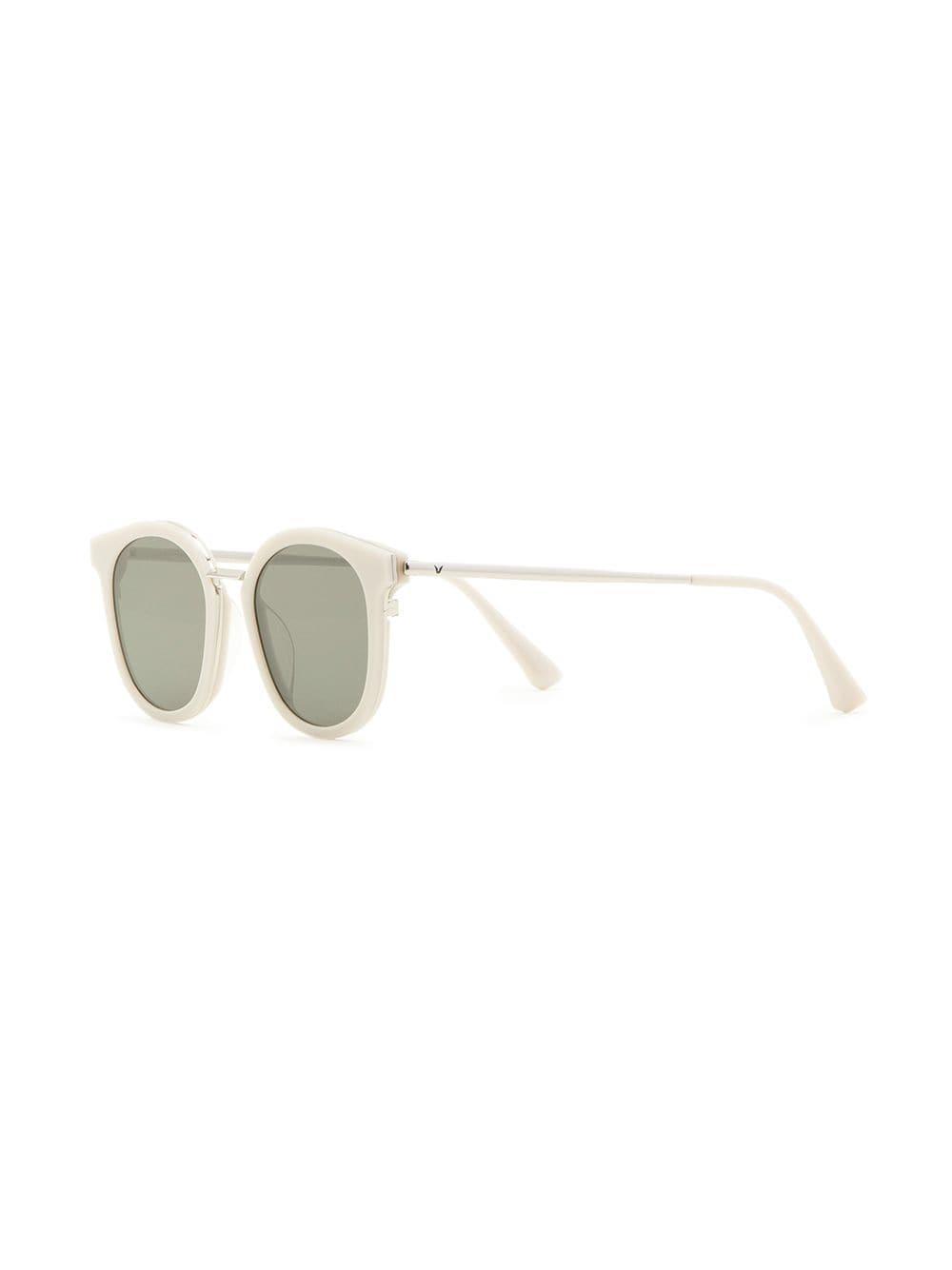 01ed434e64 Gentle Monster - White Dim G7 Sunglasses - Lyst. View fullscreen