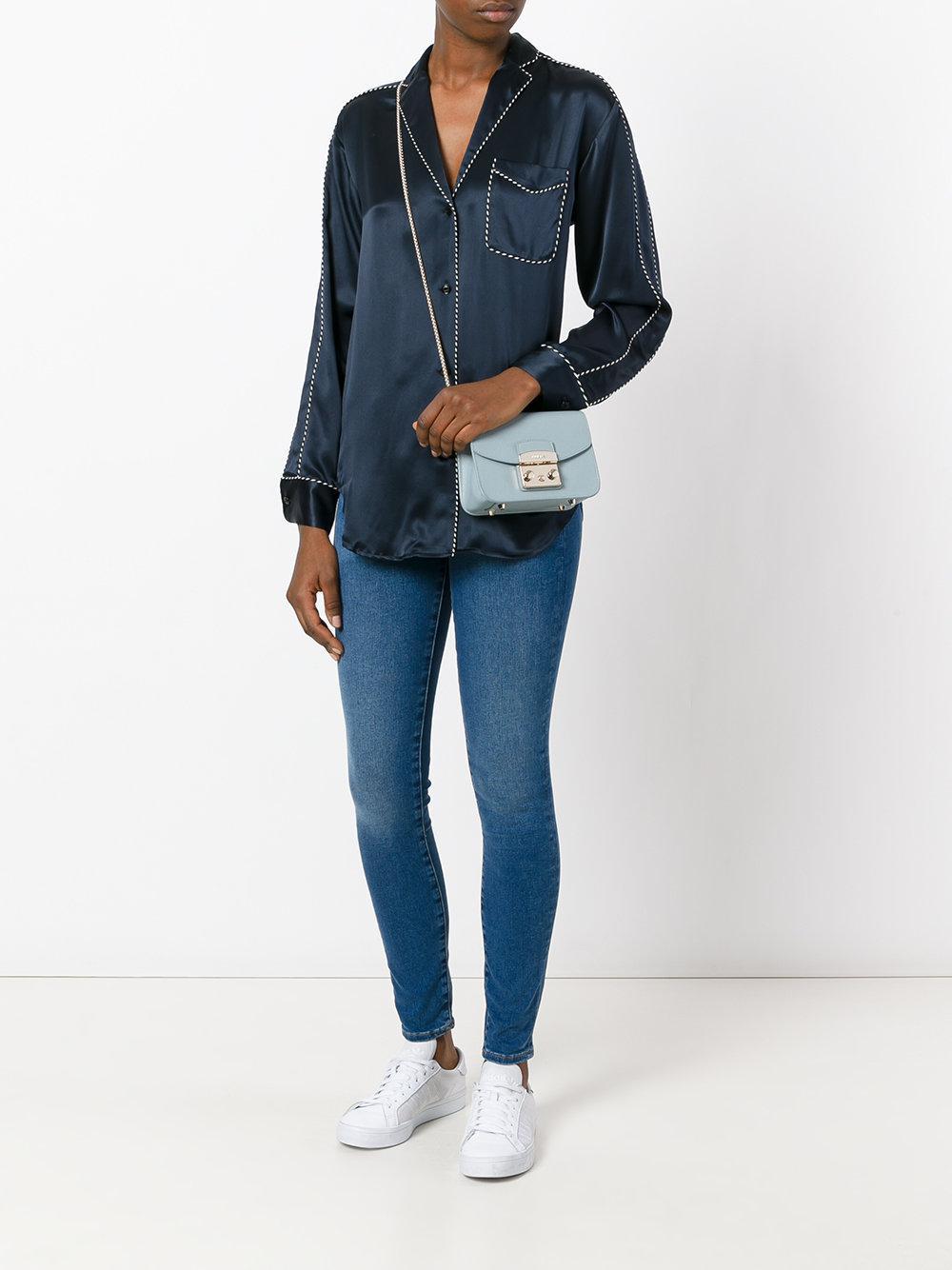 M.i.h Jeans Denim Bodycon Skinny Jeans in Blue