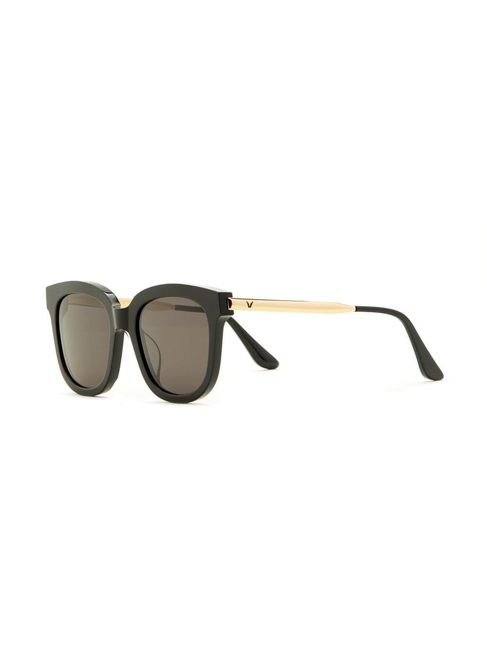 819b7fb159 Gentle Monster Absente 01gd Sunglasses in Black - Lyst
