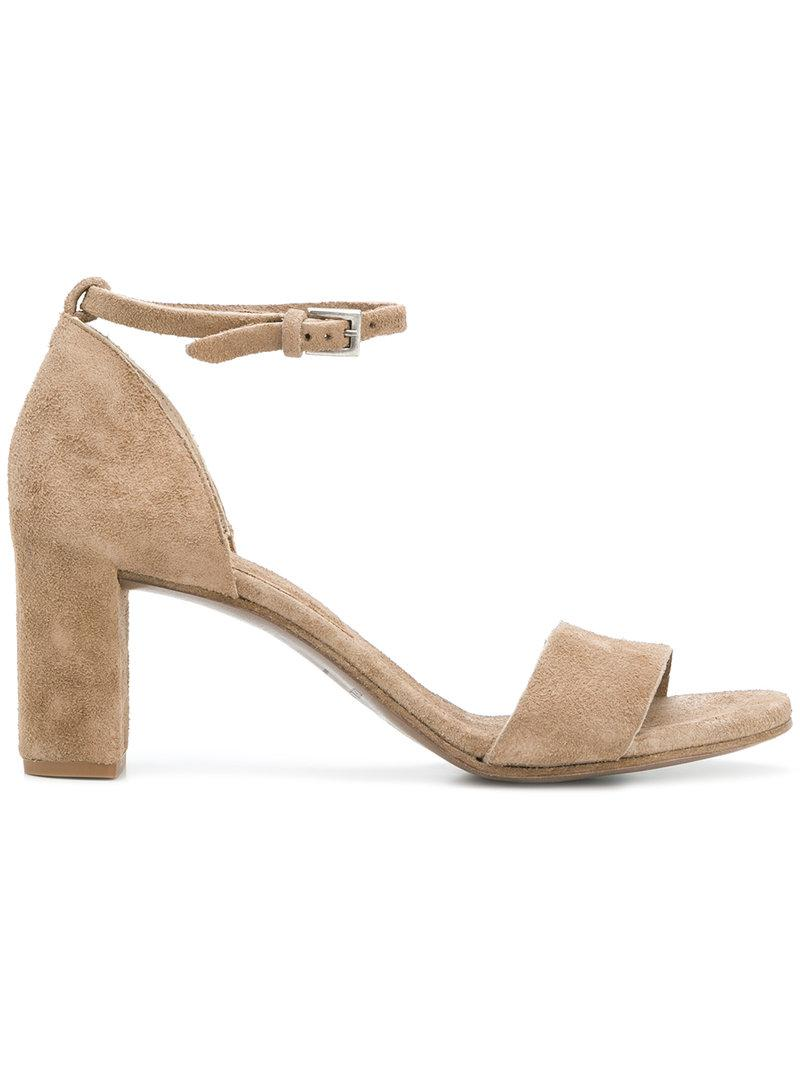 buy cheap eastbay Del Carlo heeled sandals discounts online NTgKqs