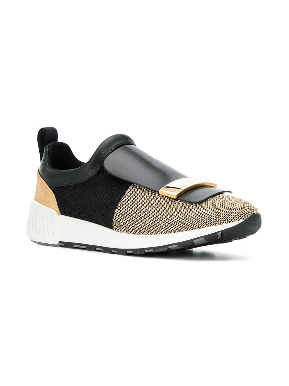new concept b1e8d 07a16 sergio-rossi-Metallic-Sr1-Running-Sneakers.jpeg