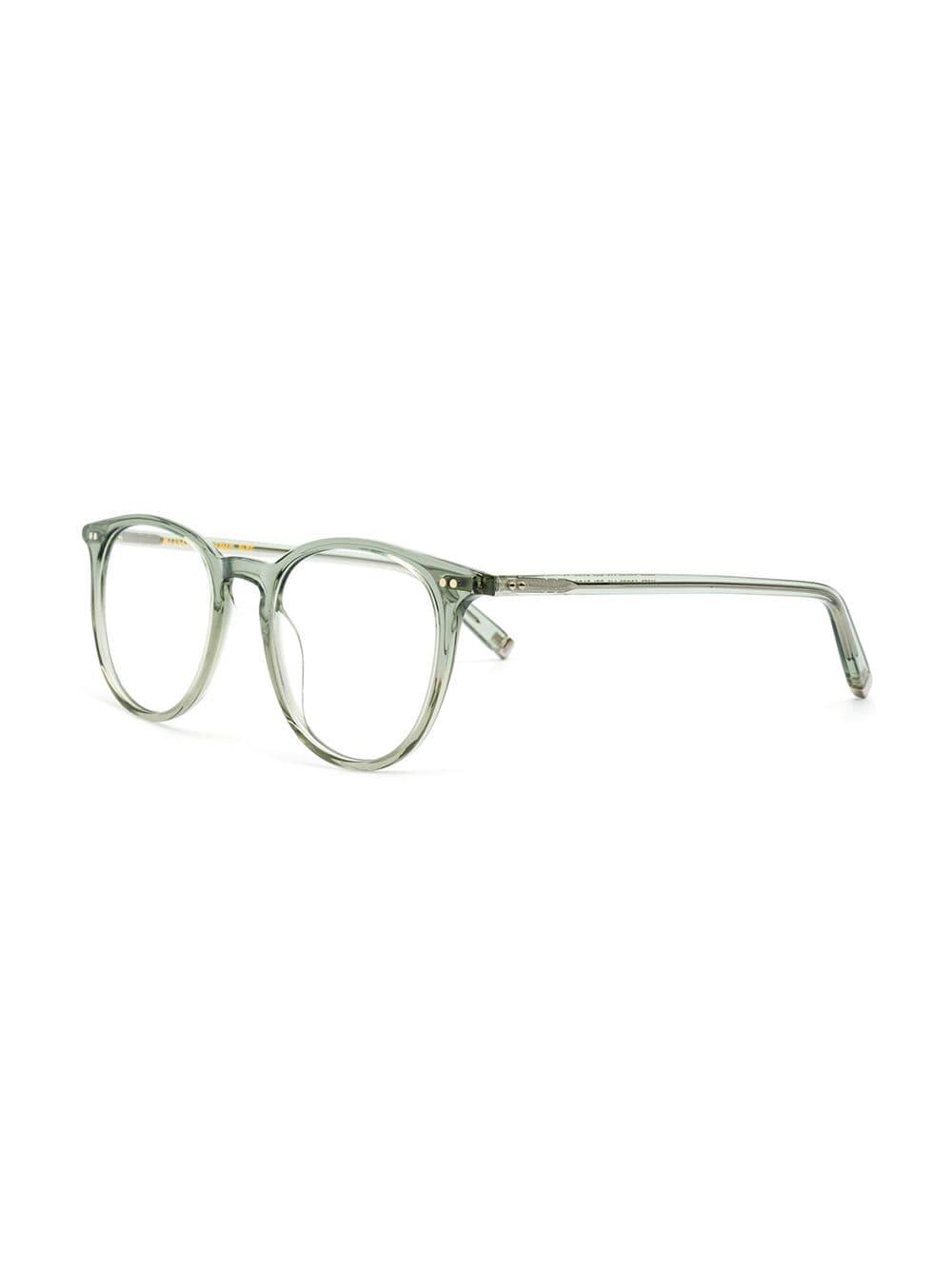 939dc6de4e4 Moscot Jared Sage Glasses in Green - Lyst