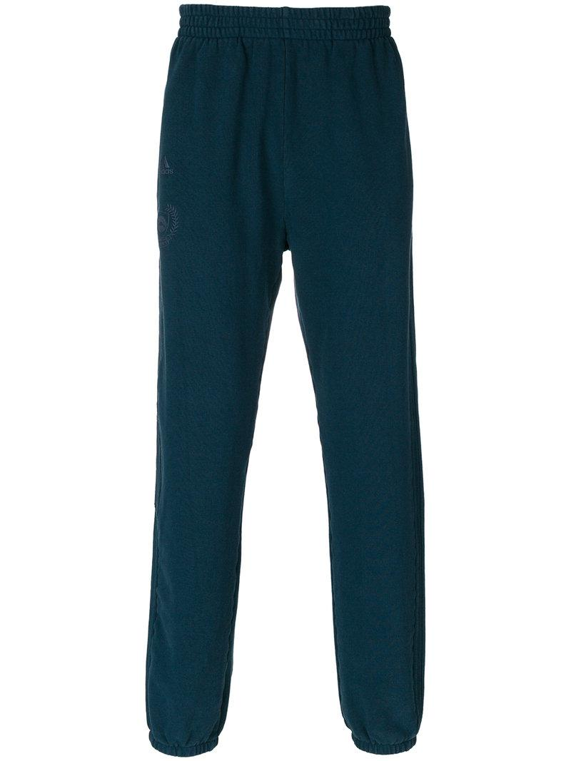 272daa9b Yeezy Calabasas Track Pants in Blue for Men - Save 24% - Lyst