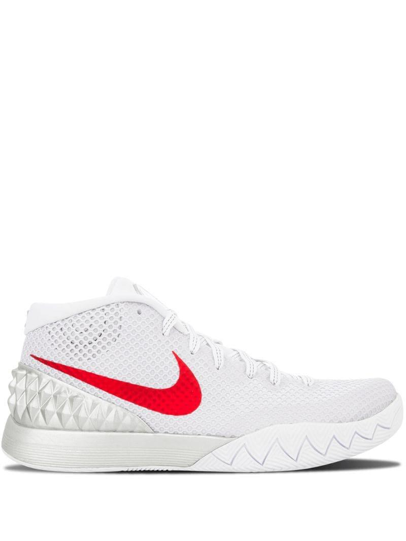 finest selection dc17d 855f9 Nike Kyrie 1 Lmtd Sneakers in White for Men - Lyst