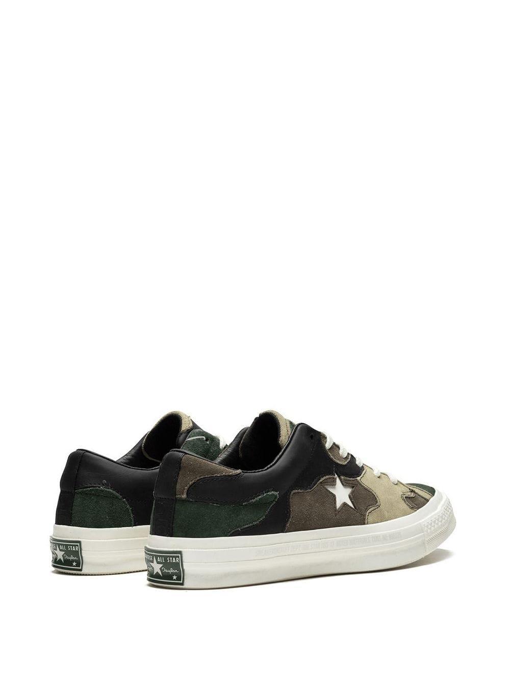 Converse Suède One Star Ox Sneakers voor heren