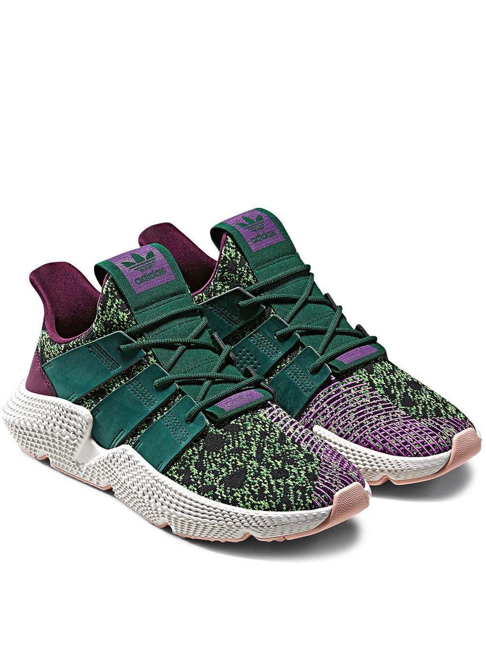 zapatillas de dragon ball z adidas