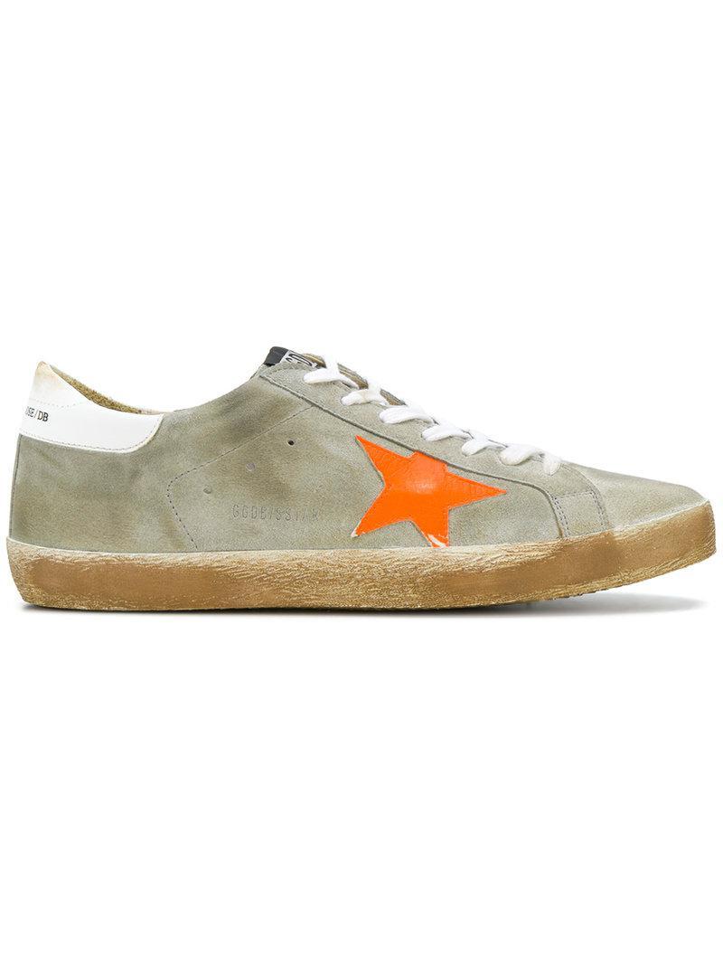 d2ad10d18265 Golden Goose Deluxe Brand Superstar Sneakers in Gray for Men - Lyst