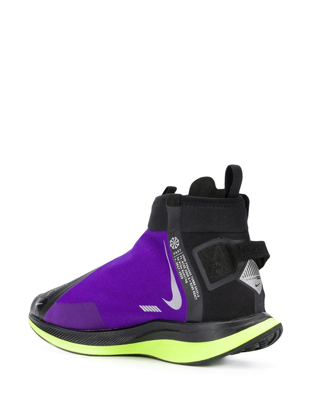 Zapatillas altas Nike de hombre de color Negro