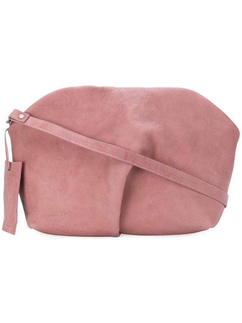 slanted shoulder bag - Pink & Purple Mars cLkSvntSr2