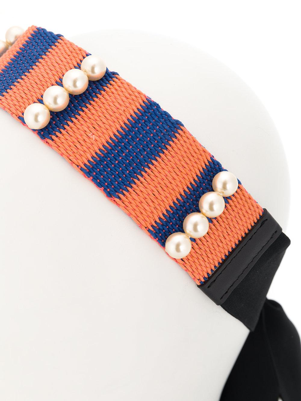 pearl headband - Yellow & Orange Marni ScmfN6SJaK