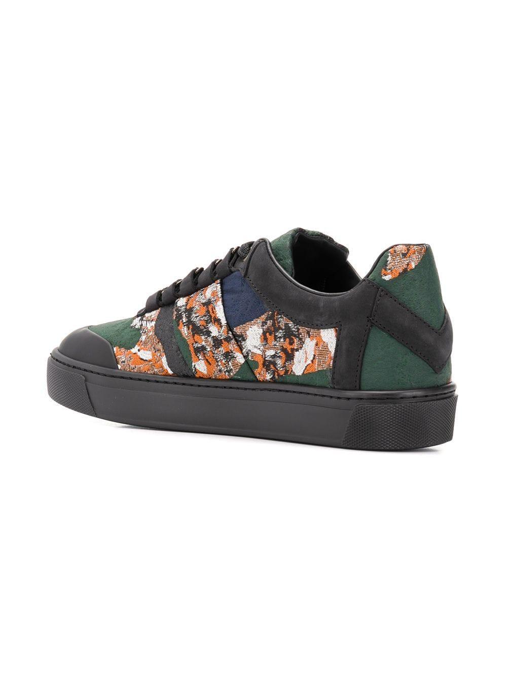 Zapatillas de skate Mr & Mrs Italy de Pelo de color Verde