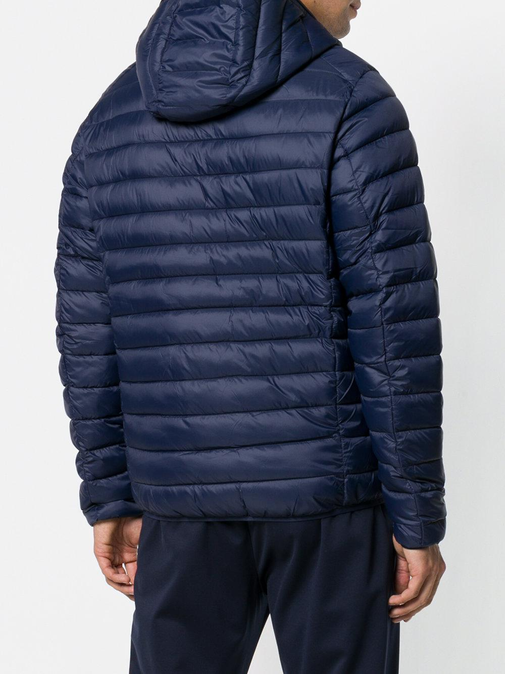 Save The Duck Synthetic D3065m Giga7 Padded Jacket in Blue for Men