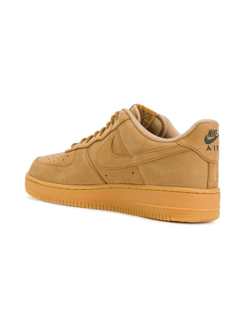 Lyst - Nike Air Force 1 Low Sneakers In Natural For Men-5038