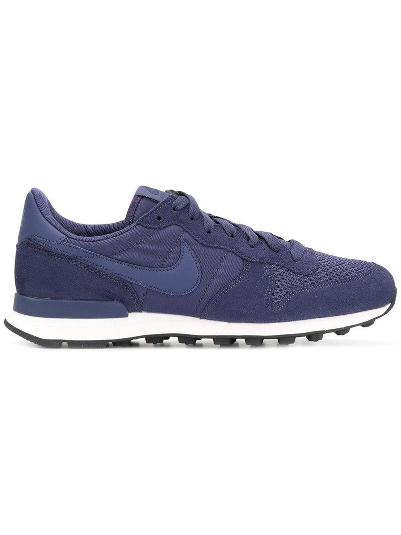 Nike. Men's Blue Internationalist Se