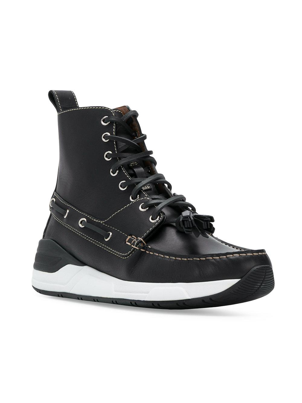 9970885ef75 Givenchy Loafer Hi-top Sneakers in Black for Men - Lyst