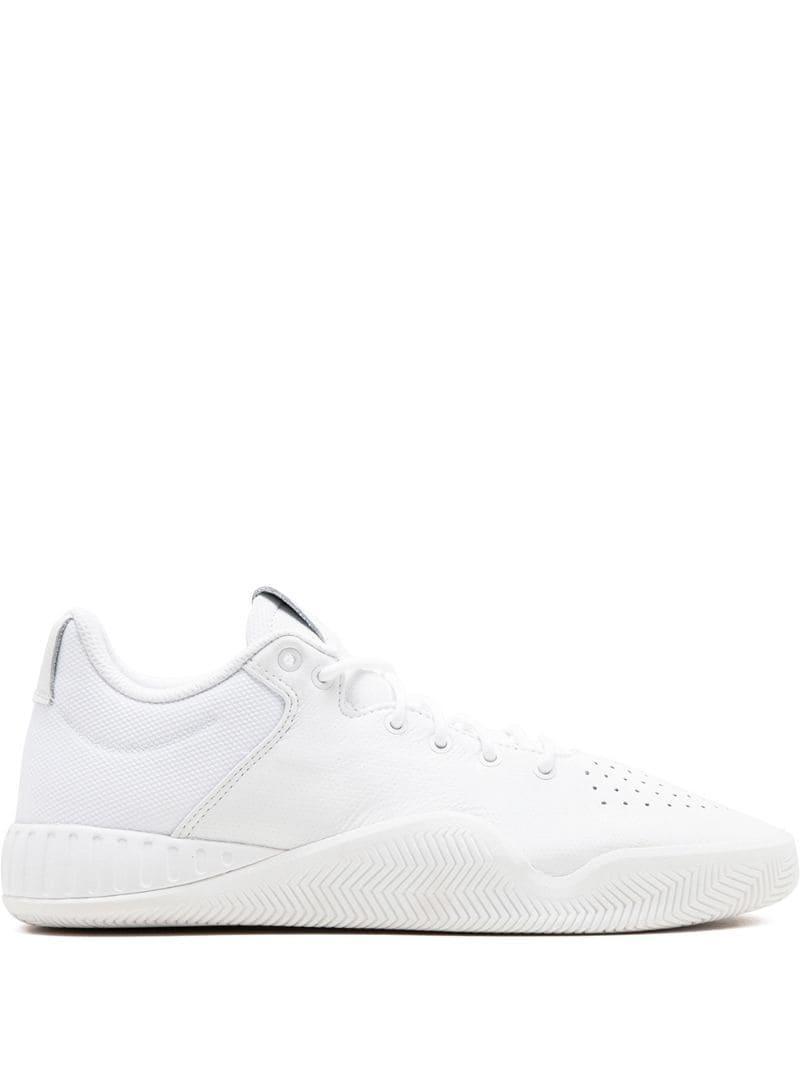 adidas Rubber Tubular Instinct Low Sneakers in White for Men - Lyst