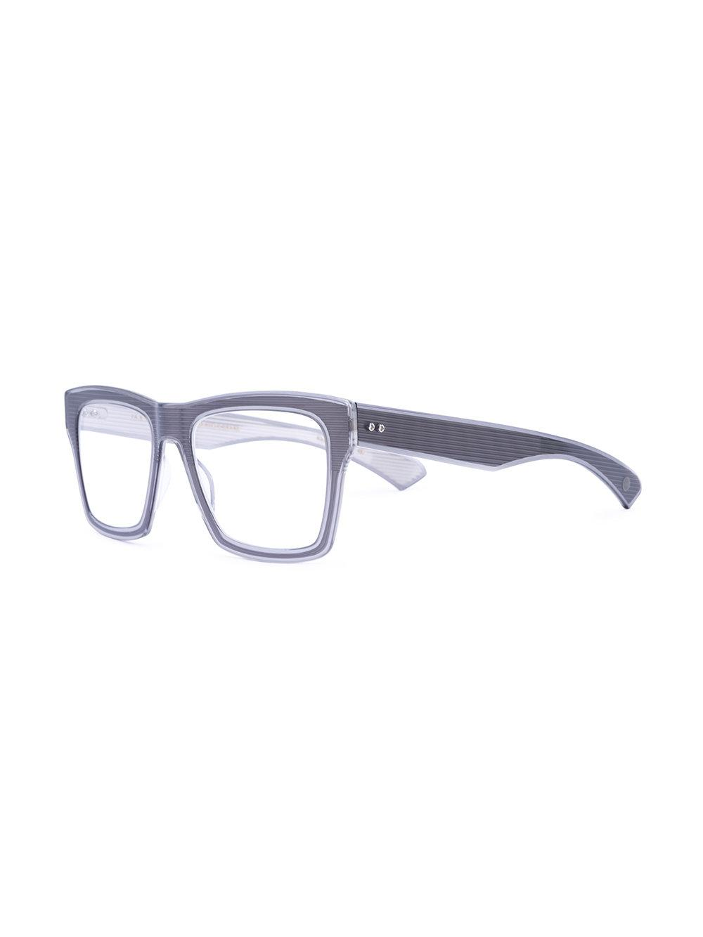 Dita Eyewear 'insider Two' Sunglasses in Grey (Grey) for Men