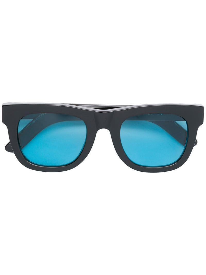 e86470edbbd8 Retrosuperfuture - Blue Ciccio Sunglasses - Lyst. View fullscreen
