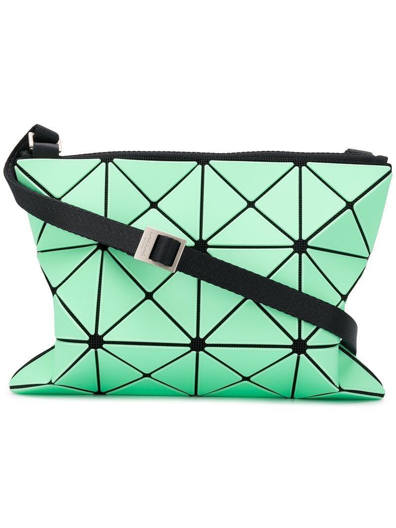 89ddd75e86cc Lyst - Bao Bao Issey Miyake Prism Shoulder Bag in Green
