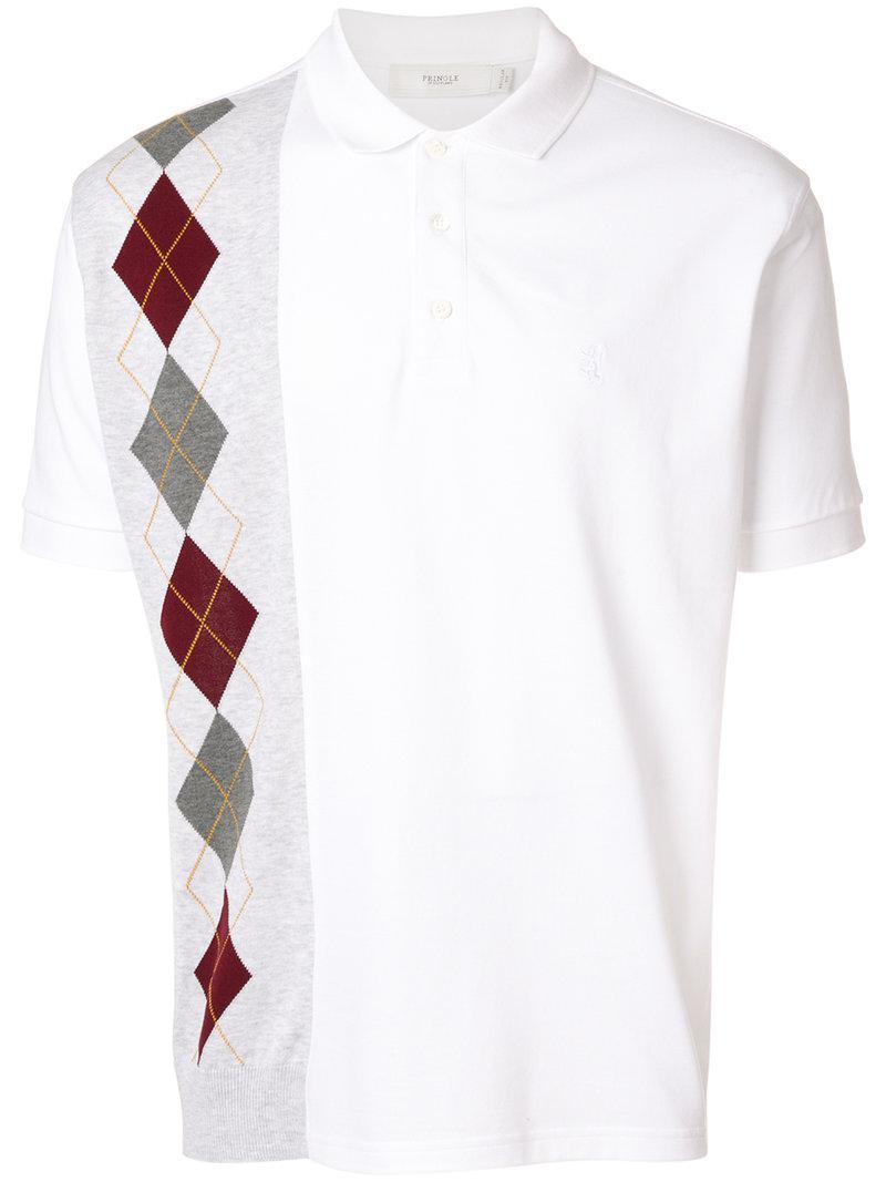 d87120be Adidas Originals Argyle Polo T Shirt White   Azərbaycan Dillər ...