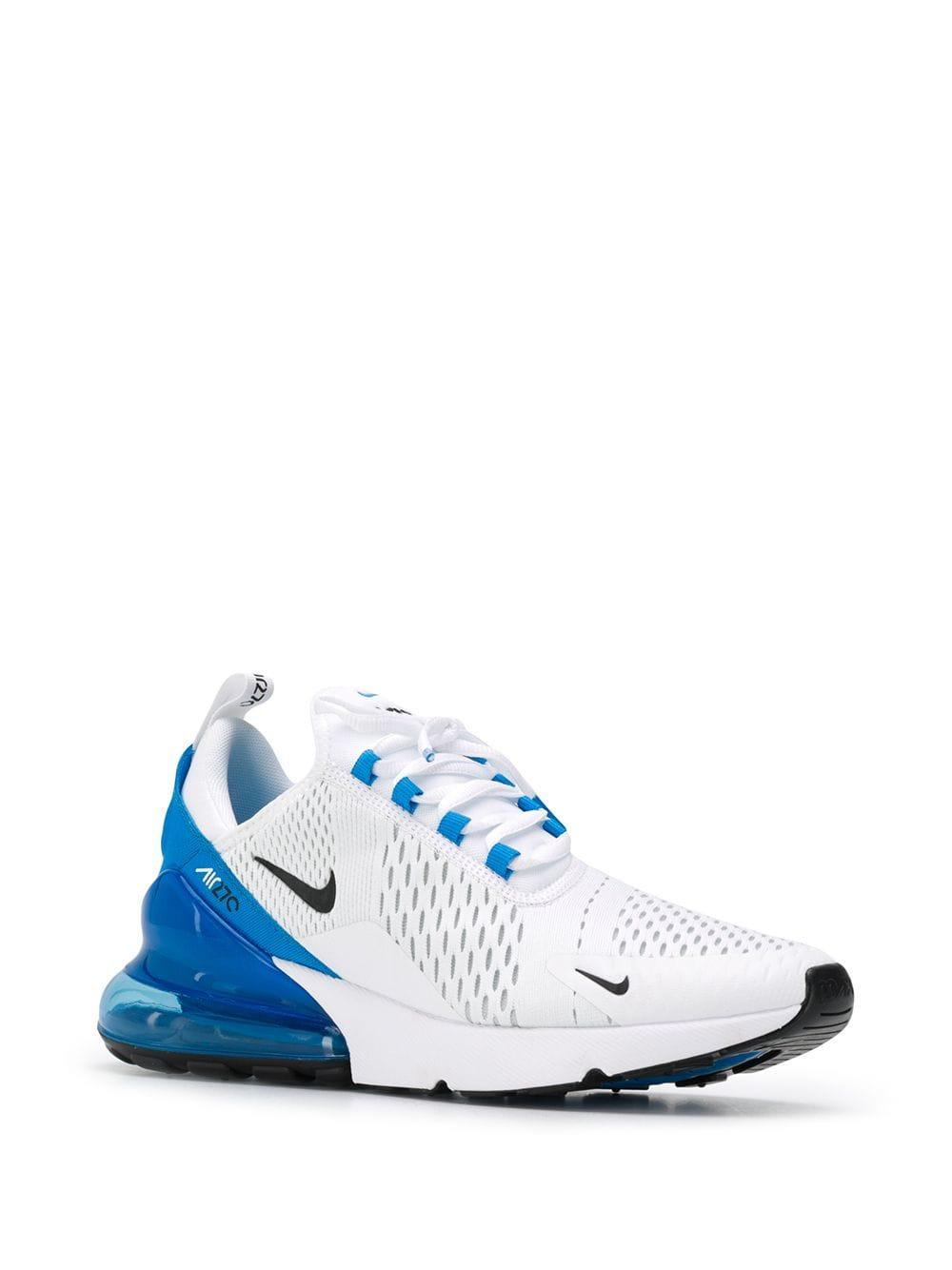 new products 7d8f7 99d37 Lyst - Nike Air Max 270 Sneakers in White for Men
