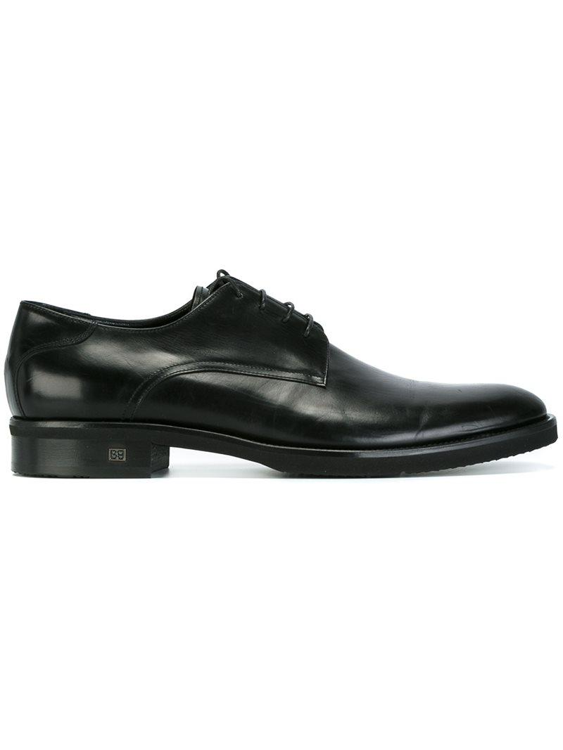Really Sale Online Buy Cheap Low Shipping Fee classic derby shoes - Black Baldinini Cheap Buy Ebay Cheap Online 2018 Newest 5LNEe0AqBi