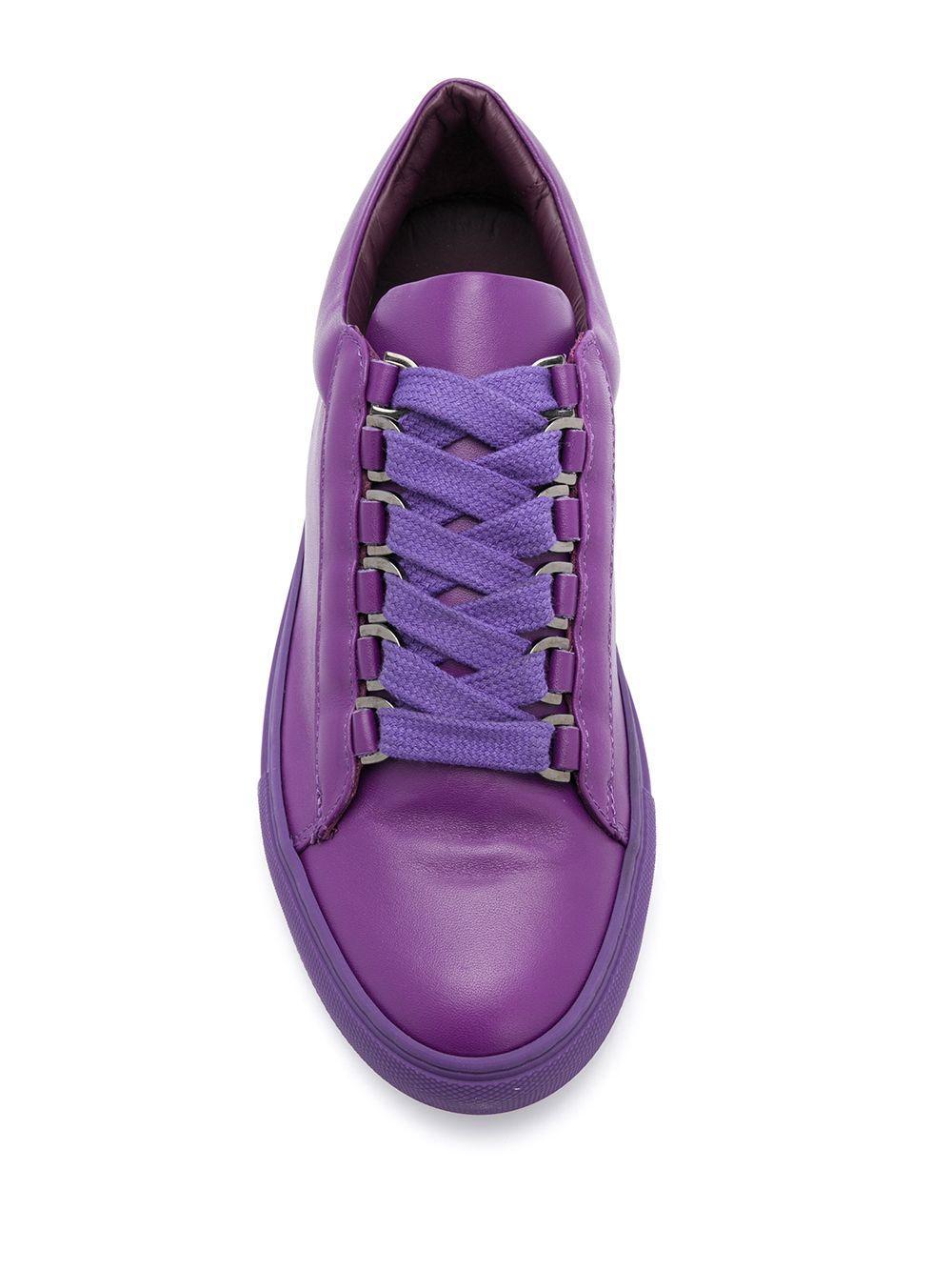 Zapatillas Adenka Christian Wijnants de color Morado