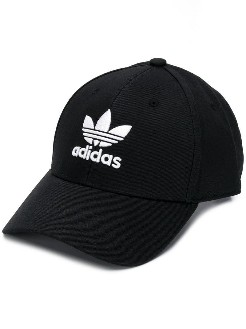 186af874e14 Lyst - adidas Classic Six-panel Cap in Black - Save 24%