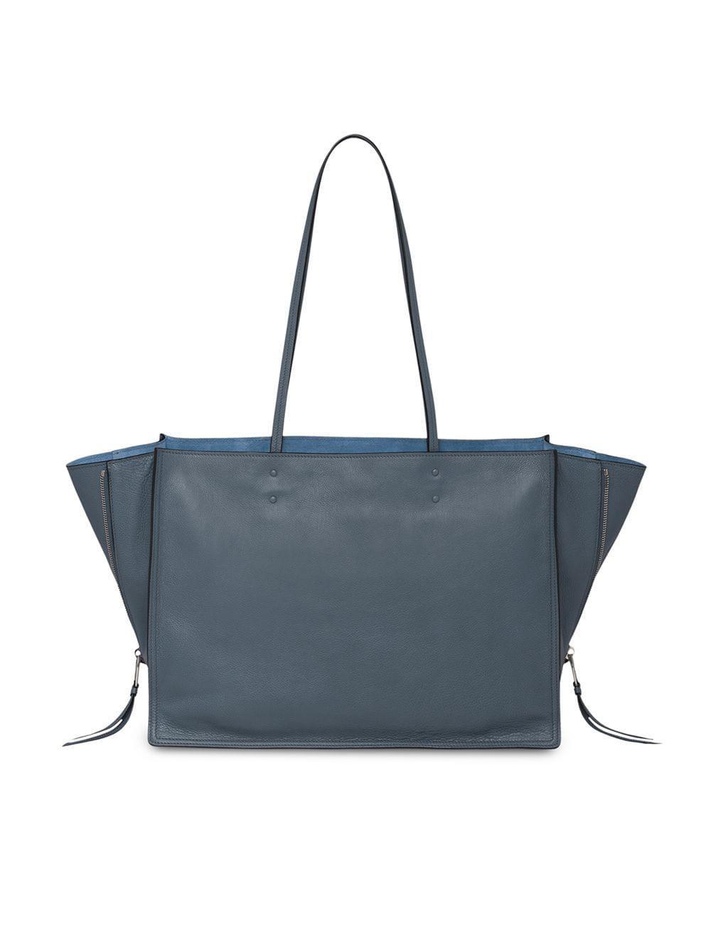 ba360bf670cc Lyst - Prada Etiquette Bag in Blue