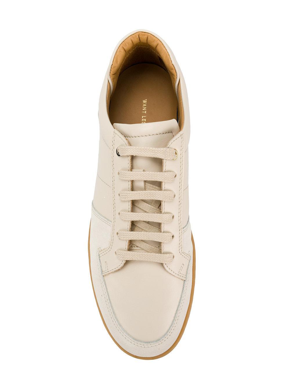 Lydd sneakers - Nude & Neutrals Les Essentiels nvQMe4hDXK