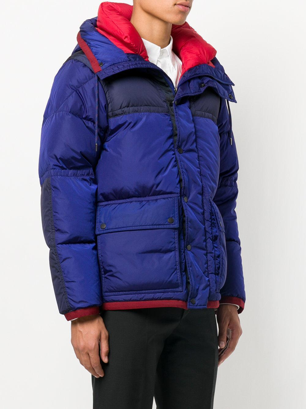 a6ee508af Moncler Blue Empire Coat for men