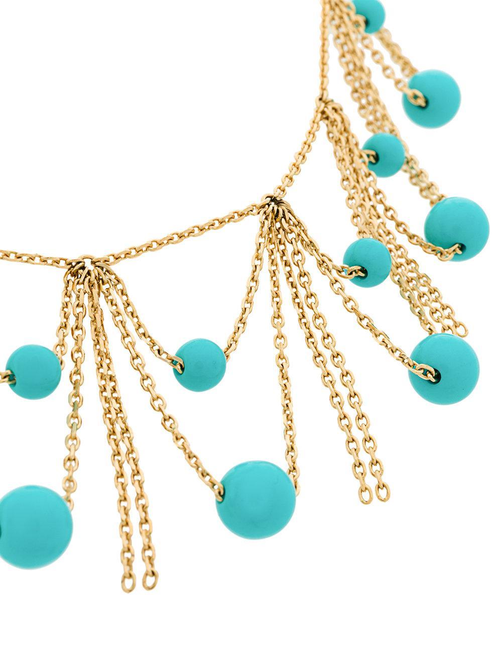 Aurélie Bidermann Ana necklace - Metallic YPYodTI62m