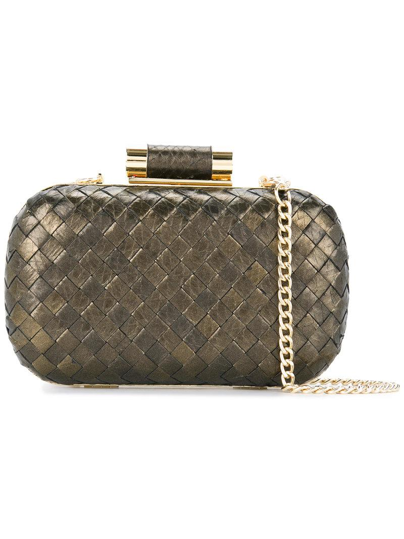 Lia clutch - Blue Inge Christopher Outlet Sast Many Kinds Of Sale Online Free Shipping Release Dates Cheap Find Great gS6igxZitB
