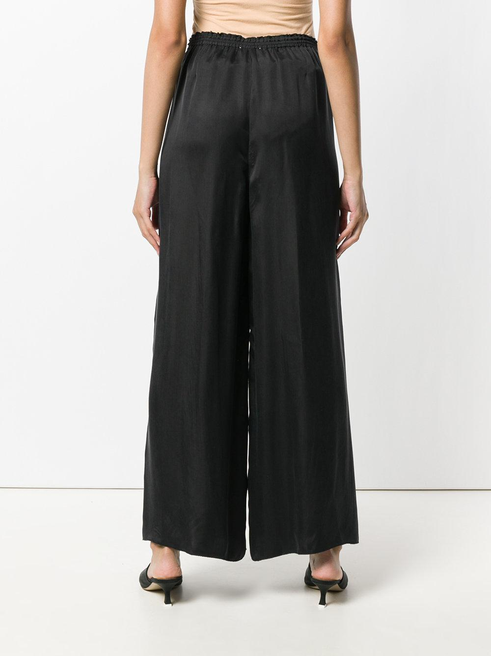 Discount Price High Quality palazzo pants - Black Forte_Forte Clearance Manchester Cheap Sale Low Cost Zmp6i
