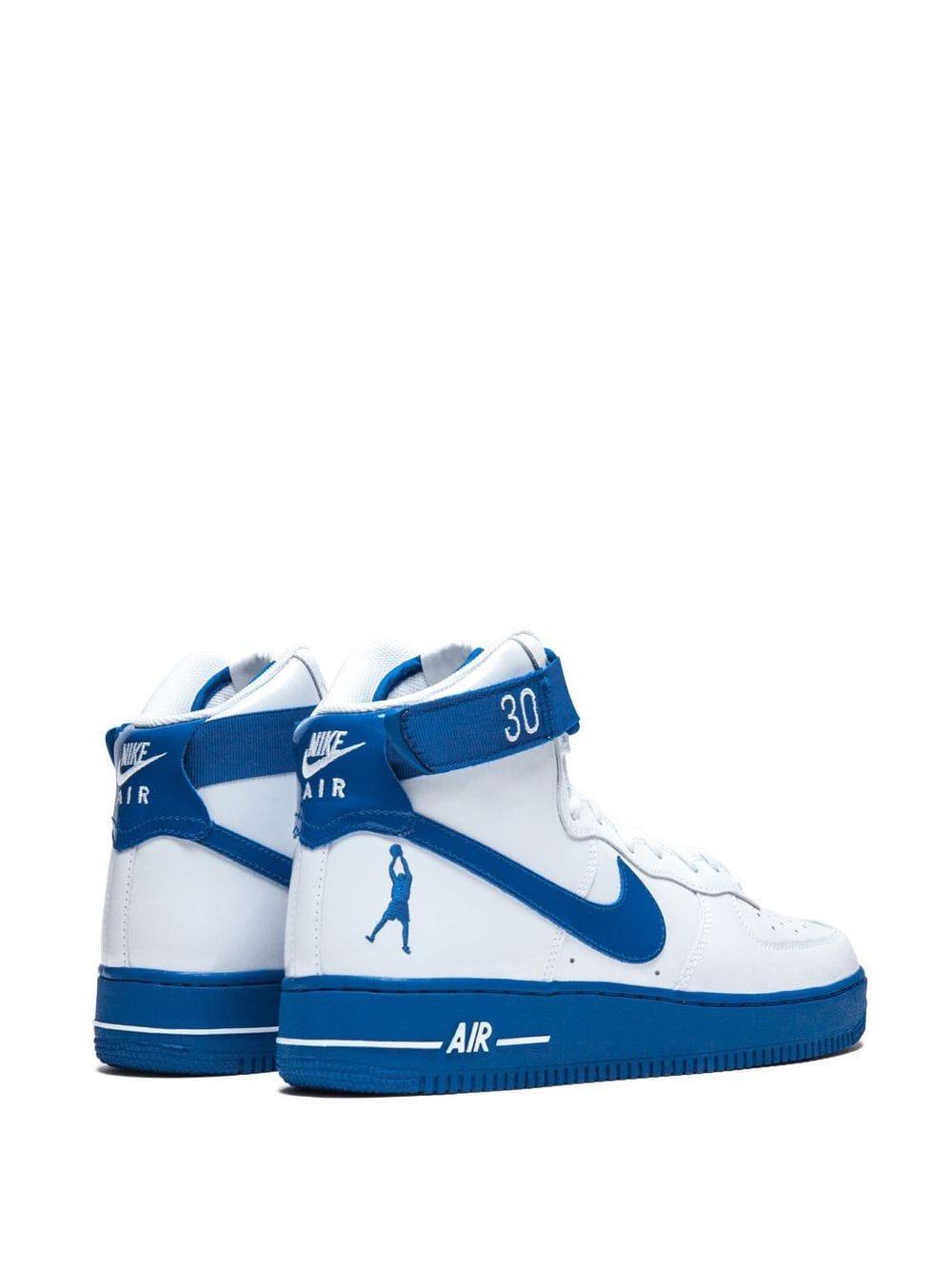 Zapatillas Air Force 1 High Retro CT16 QS Nike de hombre de color Blanco