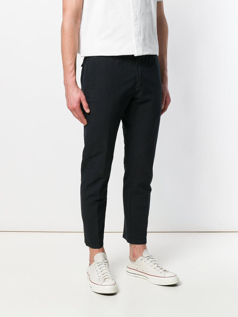 cropped trousers - Blue Department 5 nlyW1RK
